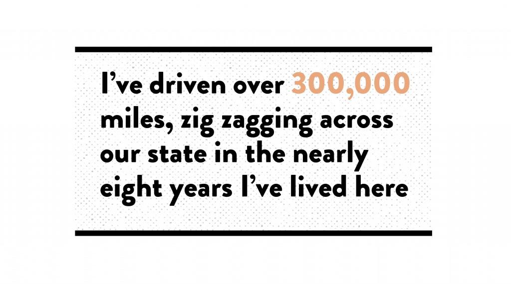 3000miles