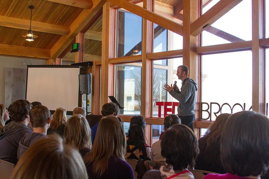 TEDxBrookings John Nelson 1