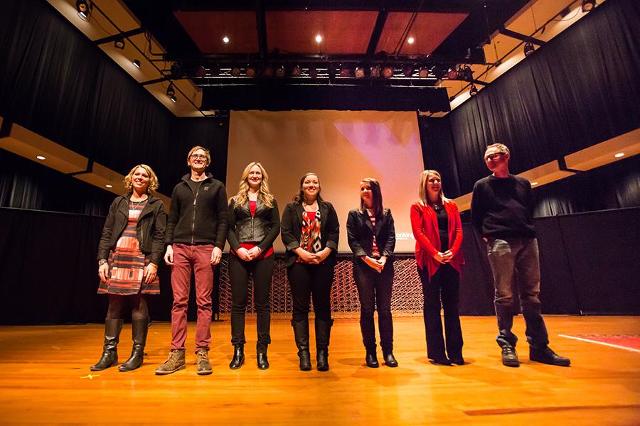 TEDxBrookings October 4 4