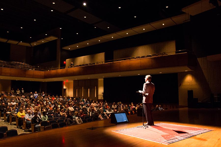 TEDxBrookings October 4 5