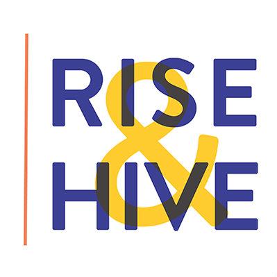 Rise & Hive logo