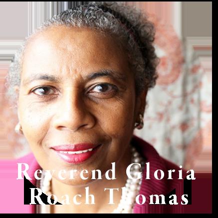 Photo of Reverend Gloria Roach Thomas