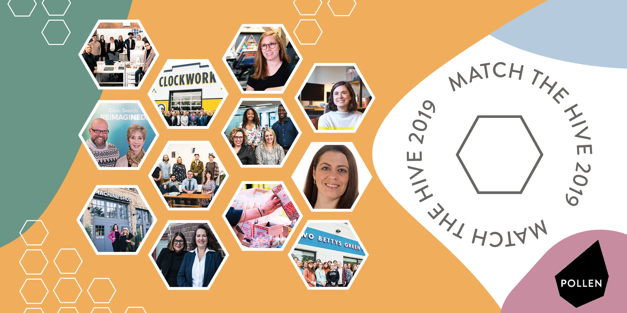 2019 Match The Hive Businesses